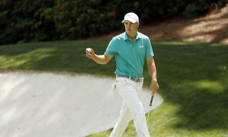 Masters: Jordan Spieth prenota la giacca verde