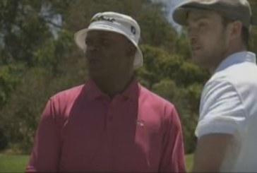 Golf, Samuel L. Jackson v Justin Timberlake