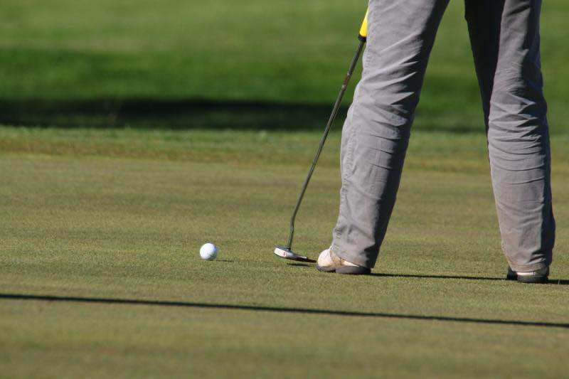 Regole del golf: gioco a colpi