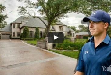 La casa di Jordan Spieth – dentro e fuori  [Video]