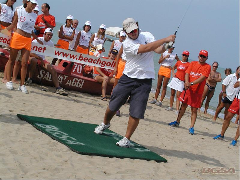 Beach Golf: origini e regole di uno sport divertente e originale
