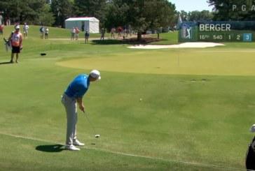 Nel segno di Daniel Berger il 3° giro del PGA Tour