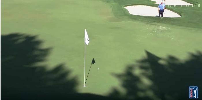Molinari si piazza 18° dopo un giro al PGA Tour
