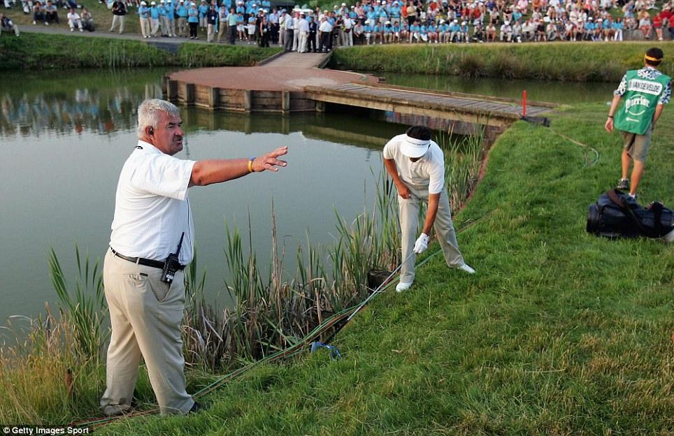 Regole del golf: Controversie e Decisioni