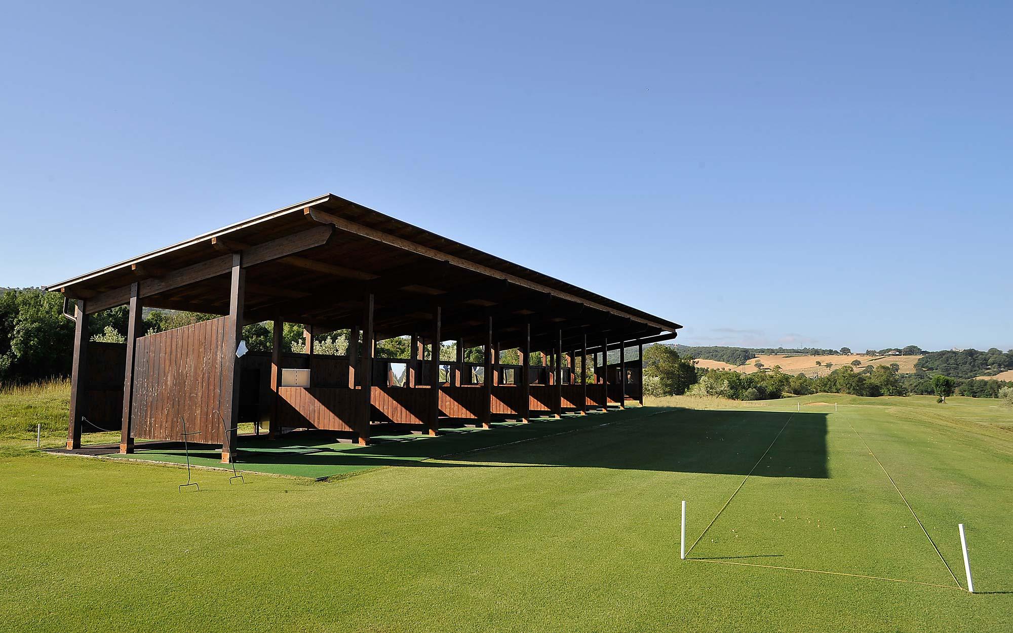 Il golf e le sue regole: regola 7 la pratica
