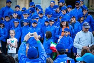 US Kids: Riccardo Roberto orgoglio azzurro