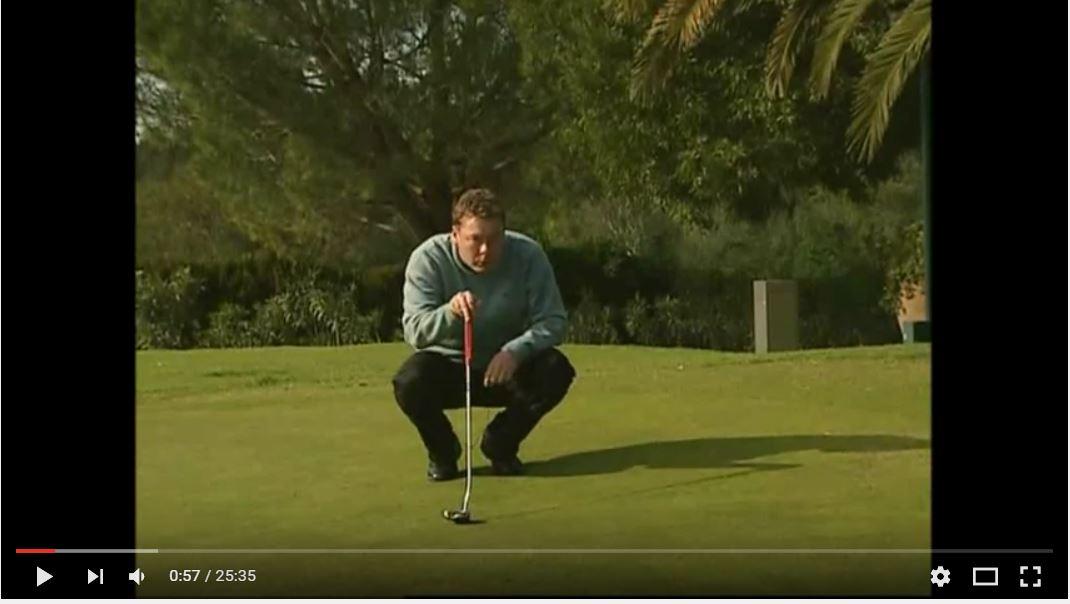 Lee Crombleholme: la routine mentale durante il gioco [Video]