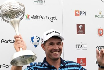 Portugal Masters: Padraig Harrington mette in riga tutti!