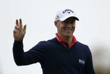 British Masters: Alex Noren giro in 65 e nuova leadership