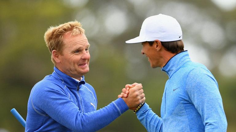 Golf, World Cup: Molinari e Manassero la coppia azzurra