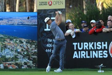Turkish Airlines Open : Olesen rimane in testa, Manassero secondo!