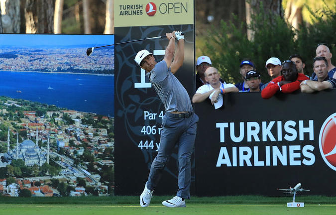 Turkish Airlines Open : Olesen rimane in testa, Manassero secondo!