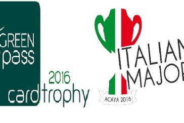 Tornei per dilettanti: Green Pass Card Trophy e Italian Majors