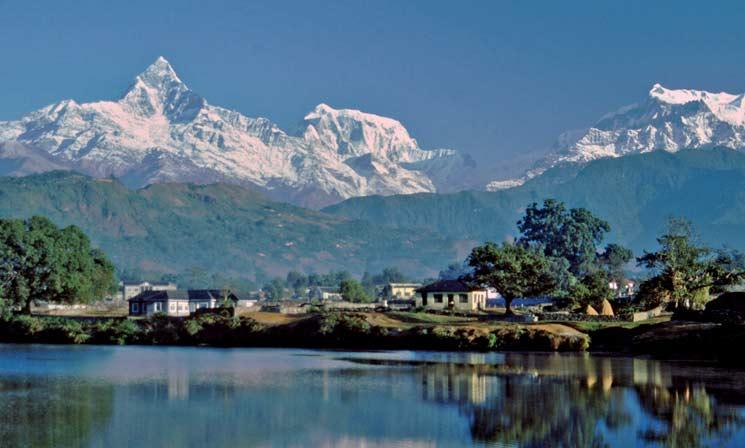 Golf all over the world – Nepal, il tetto del mondo