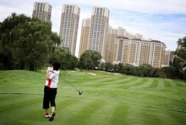 """La Cina dichiara guerra al golf: chiusi 111 campi """"illegali"""""""