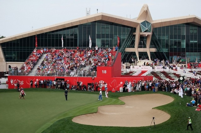 Tutto pronto per l'Abu Dhabi HSBC Championship, tanti top player al via