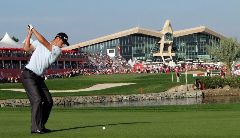Abu Dhabi HSBC Championship: Manassero resiste al taglio, ma è Kaymer a guidare il torneo