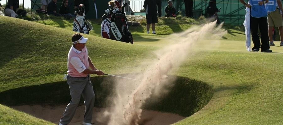 Regole del golf: come affrontare un bunker durante il gioco