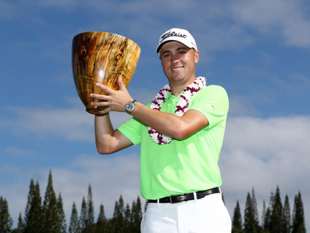 PGA Tour: Justin Thomas domina al SBS Tournament of Champions