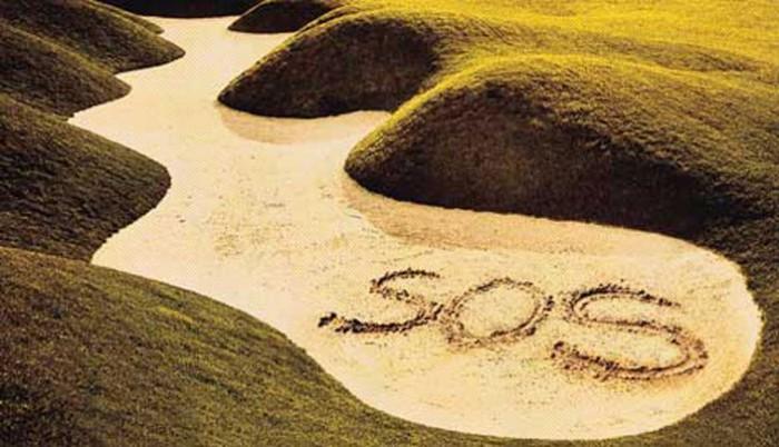 Regole del golf: quattro consigli per uscire dal bunker