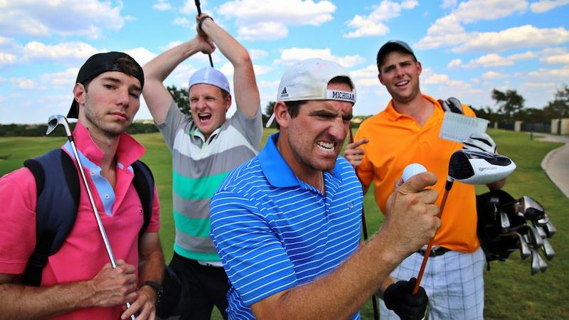 Gli stereotipi di chi gioca a golf