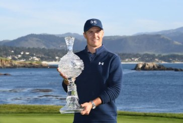 PGA Tour: Jordan Spieth trionfa nell'AT&T Pebble Beach Pro-Am