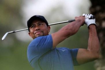 """L'unico pensiero di Tiger Woods: """"giocare senza soffrire"""""""