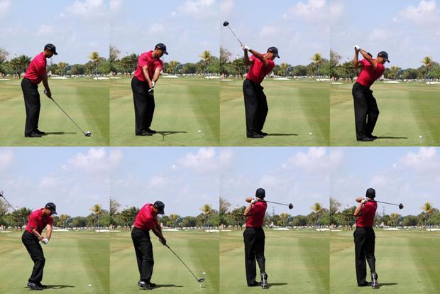 L'evoluzione dello swing di Tiger Woods negli anni [Video]