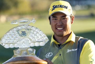 PGA Tour: trionfo di Matsuyama al Waste Management Phoenix Open