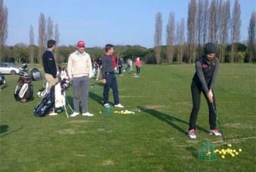 Raduni tecnici per le squadre nazionali golf