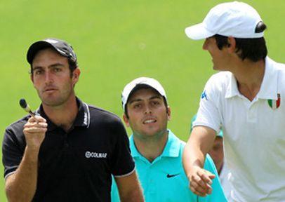 US Open: i Fratelli Molinari e Matteo Manassero insieme nei primi 2 giri