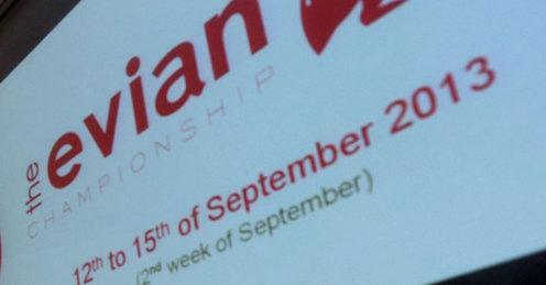 The Evian: il nuovo Major Femminile