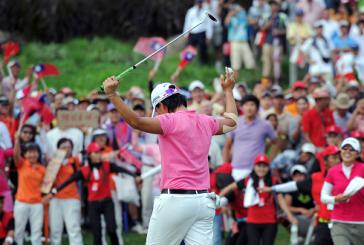 Nessuno può fermare Yani Tseng nell'Honda LPGA Thailand