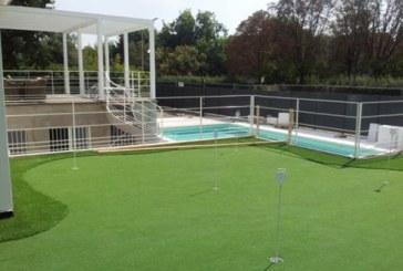 Golf alla portata di tutti con l'erba sintetica di GolfMission.ue