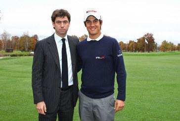 Open d'Italia; Agnelli conferma i fratelli Molinari e Matteo Manassero