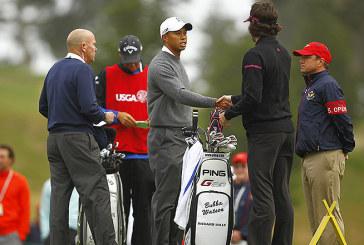 Us Open: Bene Molinari. Comanda Thompson, Tiger Woods secondo