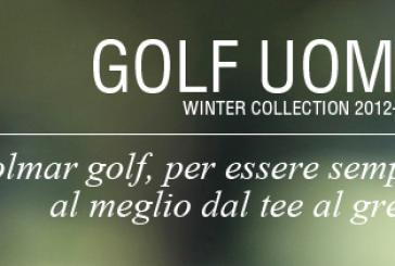 Abbigliamento per il  Golf: le proposte di Colmar