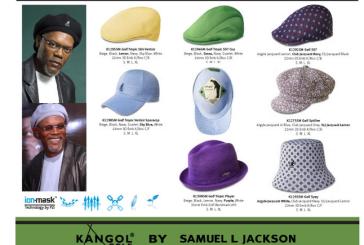 Abbigliamento Golf: la linea firmata da Samuel L Jakson