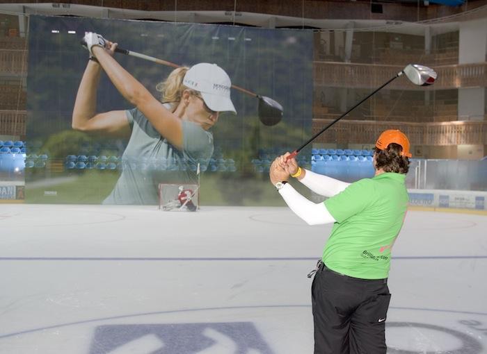 Comunicare gli eventi golf è diverso da comunicare una rassegna teatrale?