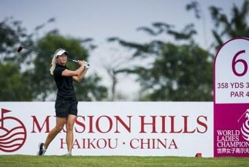 LET: A Mission Hills Diana Luna mette a segno il miglior punteggio del secondo giro