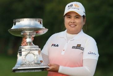 Let: La coreana Inbee Park si aggiudica il World Ladies Championship, Diana Luna finisce 12^