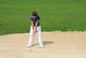 Golf: Palla giocata come si trova