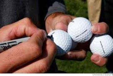 Golf: giocare la palla sbagliata