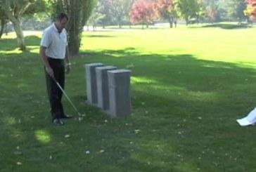Golf: Ostruzioni