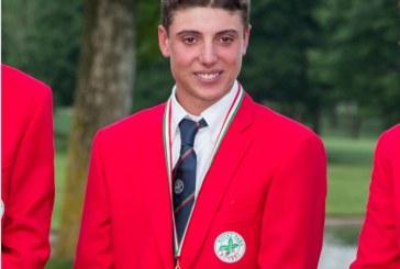 Leo trionfa all'International Under 16 Trofeo Teodoro Soldati