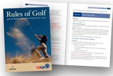 """La """"legge"""" del golf: immersione nelle Regole del Gioco – Regola 14"""