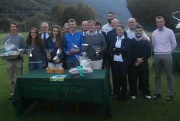 Un tranquillo weekend di emozioni al Valtellina golf club