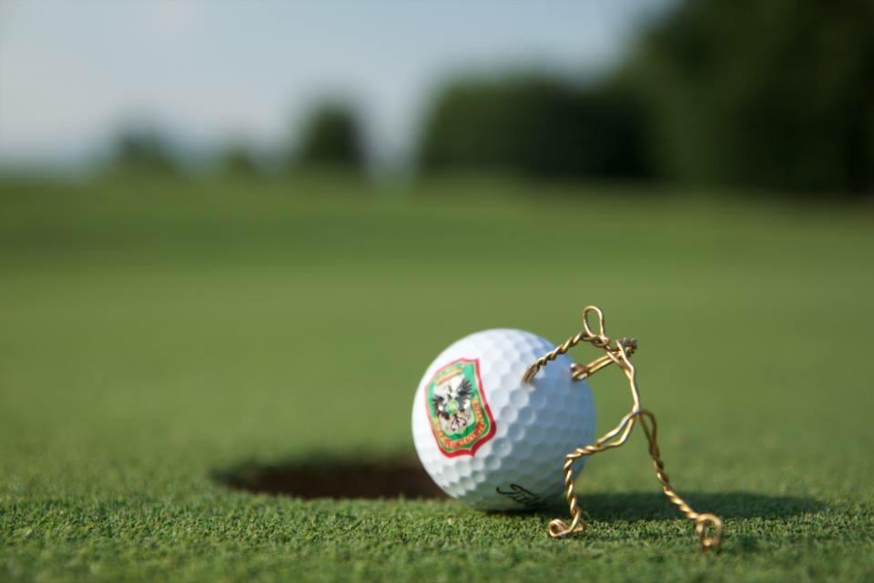Si dice che le prime palle da golf fossero fatte in legno