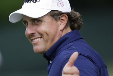 """Phil Mickelson, il """"Lefty"""" del golf"""