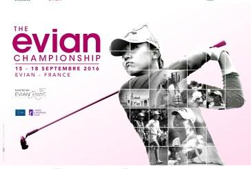 Lancio del manifesto dell'Evian Championship 2016